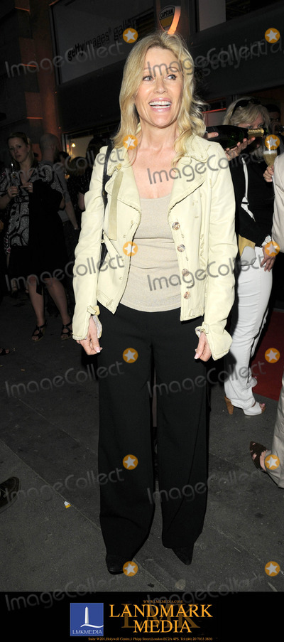 Angie Best Photo - London UK Angie Best at the Hello Magazine 20th Anniversary Exhibition Private View at the Getty Imaes Gallery07 May 2008Can NguyenLandmark Media