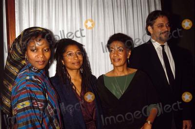 Alice Walker Photo - Alfre Woodard Alice Walker June Jordan Raul Julia Photo by Christopher Douglas-Globe Photos