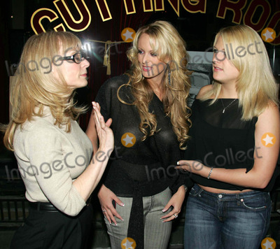 Nina Hartley Photo - Book Party For Carly Milnes Naked Ambition the Cutting Room New York City 11-02-2005 Photo by Rick Mackler-rangefinder-Globe Photos 2005 Nina Hartley Candida Royale Carly Milne