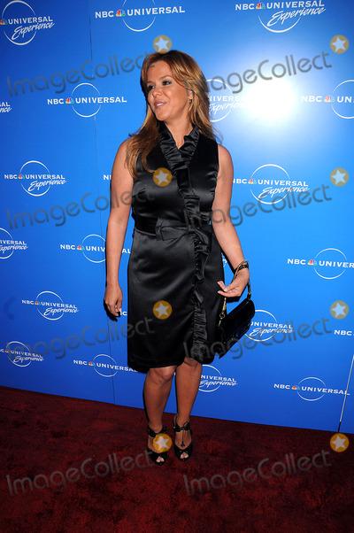 Maria Celeste Photo - The NBC Universal Experience Rockefeller Center NYC 05-12-2008 Photo by Ken Babolcsay-ipol-Globe Photos Inc 2008  Maria Celeste Abraras I13767kba