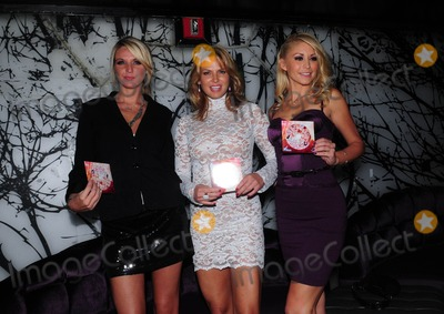 Monique Alexander Photo - Vivid Girls Sign Vivid Free 25th Anniversay Dvd at Touch Nightclub in New York City 09-24-2009 Photo by Ken Babolcsay-ipol-Globe Photos Inc Savanna Samson with Aj Bailey and Monique Alexander