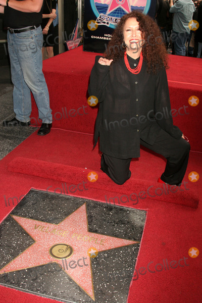 Village People Photo - the Village People Honored with a Star on the Hollywood Walk of Fame Hollywood Blvd Hollywood CA 091208 Melissa Manchester Photo Clinton H Wallace-photomundo-Globe Photos Inc