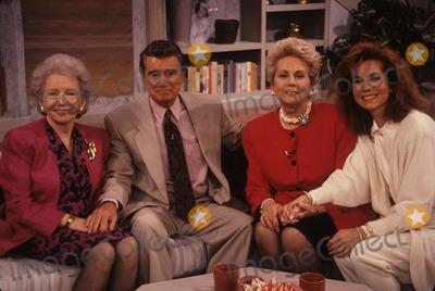 Kathie Lee Gifford Regis Kathie Lee Gifford With Mother