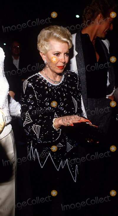 Lana Turner Photo -  1986 Lana Turner Photo by Ralph DomiguezGlobe Photosinc