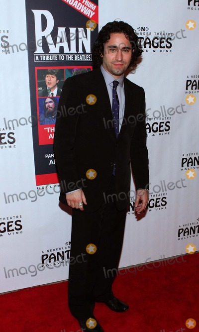 John Young Photo - John Lloyd Young Rain a Tribute to the Beatles Held at the Pantages Theatre Hollywood CA April 12 - 2011 Photo TleopoldGlobephotos
