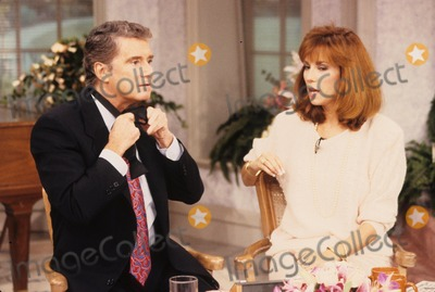 Kathie Lee Gifford Photo - Kathie Lee Gifford Regis Philbin A5131 Photo by Adam Scull-Globe Photos Inc
