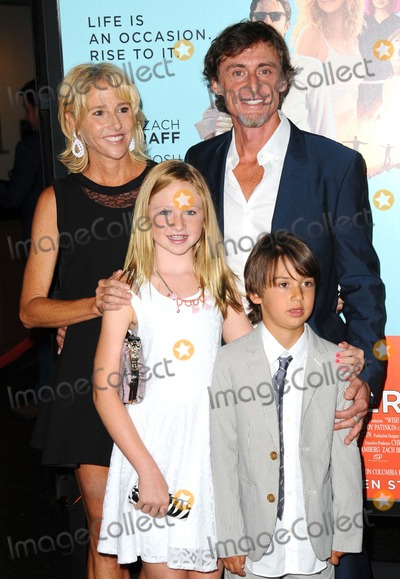 Adam Braff Photo - Adam Braff Family attending the Los Angeles Premiere of Wish I Was Here Held at the Directors Guild of America in Los Angeles California on June 23 2014 Photo by D Long- Globe Photos Inc