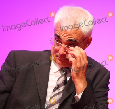 Alistair Darling Photo - Alistair Darling Mp Chancellor of the Exchequer During a Qa Session at the Labour Party Conference 2008 09-21-2008 Photo by Dave Gadd-allstar-Globe Photos Inc