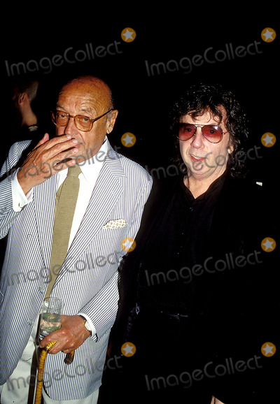 Phil Spector Photo - Ahmet Ertegen_phil Spector Photo ByGlobe Photos Inc Philspectorretro