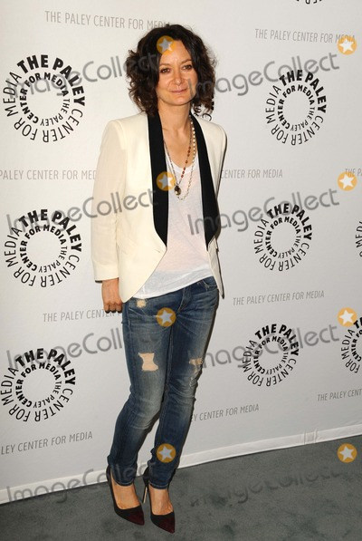 Sara Gilbert Photo - Sara Gilbert attending the Acclaimed Showtime Comedy Series an Evening with Web Therapy Held at the Paley Center For Media in Beverly Hills California on July 16 2013 Photo by D Long- Globe Photos Inc