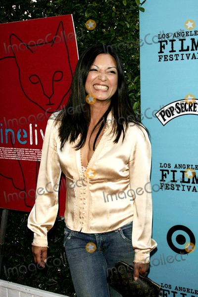 Elpidia Carrillo Photo - Elpidia Carrillo - Nine Lives - Premiere - Academy Theater Beverly Hills CA - 06-21-2005 - Photo by Nina PrommerGlobe Photos Inc2005 -