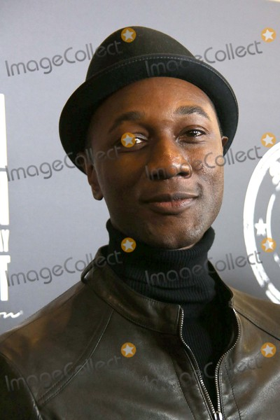 Aloe Blacc Photo - Aloe Blacc attends the John Lennon 75th Birthday Concert to Be Televised by Amc Madison Square Garden NYC December 5 2015 Photos by Sonia Moskowitz Globe Photos Inc