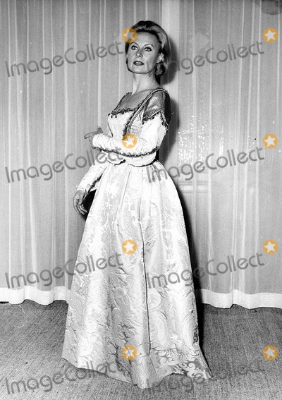 Michele Morgan Photo - Michele Morgan 4-13-1963 Photo by Foto Italia-ipol-Globe Photos Inc