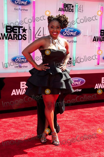Ledisi Photo - Ledisi attends Bet Awards on June 29th 2014 at Nokia Theatre LA Livelos Angeles californiausaphototleopoldGlobephotos