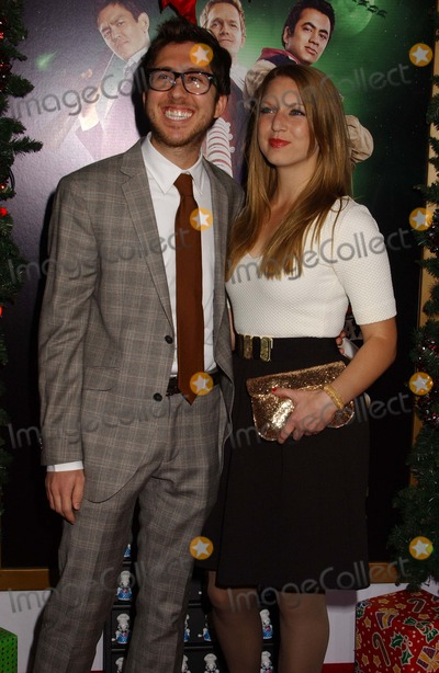 Amir Blumenfeld Photo - Amir Blumenfeld and Date Attend the Premiere of a Very Harold  Kumar 3d Christmas  at the Chinese Theater in Hollywoodca on November 22011 Photo by Phil Roach-ipol-Globe Photos x10