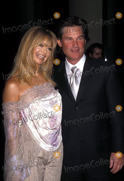 Goldie Photo - the Hollywood Awards Gala Ceremony at the Beverly Hilton Hotel in Beverly Hills California 10202003 Photo Phil Roach Ipol Globe Photos Inc 2003 Kurt Russell and Goldie Hawn