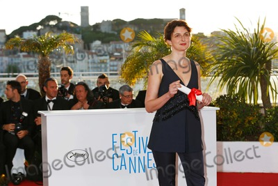 Alice Rohrwacher Photo - Alice Rohrwacher Grand Prix Award Cannes Awards Photo Call Cannes Film Festival 2014 Cannes France May 24 2014 Roger Harvey