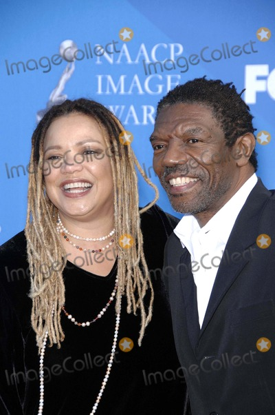 Kasi Lemmons Photo - Kasi Lemmons and Vondie Curtis-hall During the 39th Naacp Image Awards Held at the Shrine Auditorium on February 14 2008 in Los Angeles Photo by Michael Germana-Globe Photos 2008