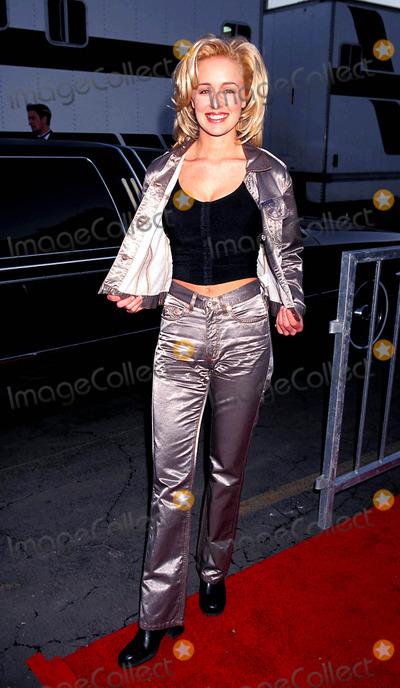 Mindy McCready Photo - 24th American Music Awards Mindy Mccready Photo Lisa Rose  Globe Photos Inc