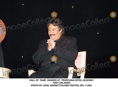 Tony Orlando Photo - Hall of Fame Awards at Tropicana Hotel 03222001 Tony Orlando Photo by John BarrettGlobe Photos Inc