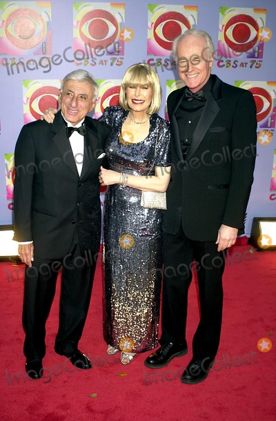 Jamie Farr Photo - Cbs at 75 at the Hammerstein Ballroom  NYC 11022003 Photojohn Krondes  Globe Photosinc Jamie Farr Loretta Swit and Mike Farrell Cast of Mash
