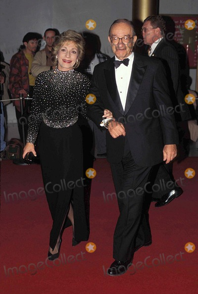 Andrea Mitchell Photo - Alan Greenspan with Andrea Mitchell at the Kennedy Center Honors 12-04-1994 K0097jkel Photo by James M Kelly-Globe Photos Inc