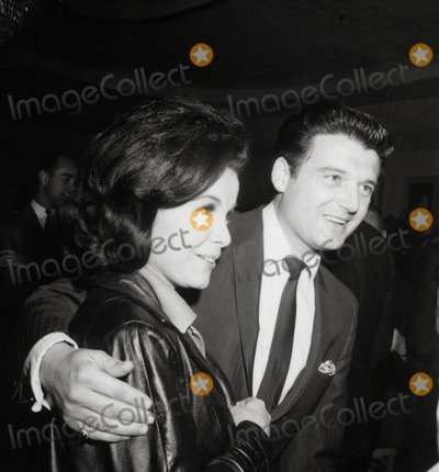 Annette Funicello Photo - Annette Funicello and Jack Gilardi Photo Nate CutlerGlobe Photos Inc