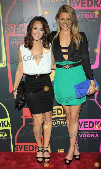 Ashley Hebert Photo - Ali Fedotowsky Ashley Hebert Svedka Vodka Celebrates Second Annual Night of a Billion Reality Star Held at the Supperclublos Angelescamarch 29 2012phototleopoldGlobephotos