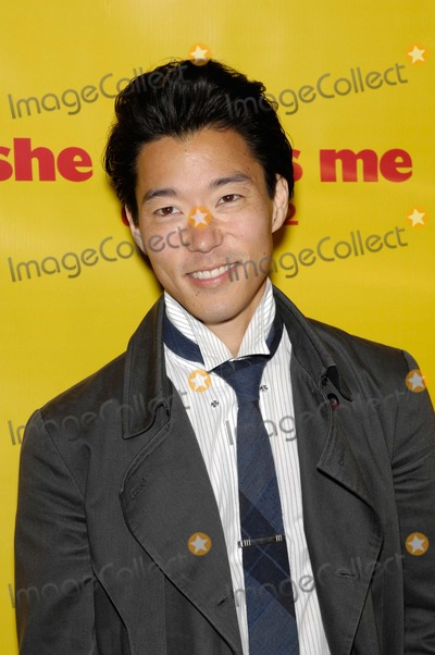 Aaron Yoo Photo - Aaron Yoo During the Premiere of the New Movie From Different Duck Films and Artist View Entertainment She Wants ME Held at the Laemmie Music Hall Theatre on April 5 2012 in Beverly Hills California Photo Michael Germana  Superstar Images - Globe Photos