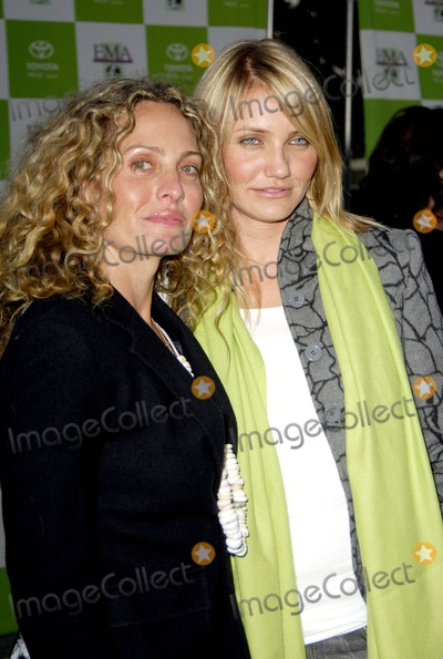 Elizabeth Rogers Photo - Elizabeth Rogers and Cameron Diaz 15th Annual Environmental Media Awards Ebell Theater Los Angeles California Photo Michael Germana  Globe Photos Inc