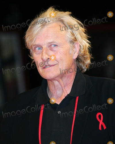 Rutger Hauer Photo - Rutger Hauer Arriving at the Film Premiere of Blade Runner - the Final Cut at the 64th Film Fest in Venice Italy at Palazzo Del Cinema on September 1st 2007 Photo by Alec Michael-Globe Photosinc