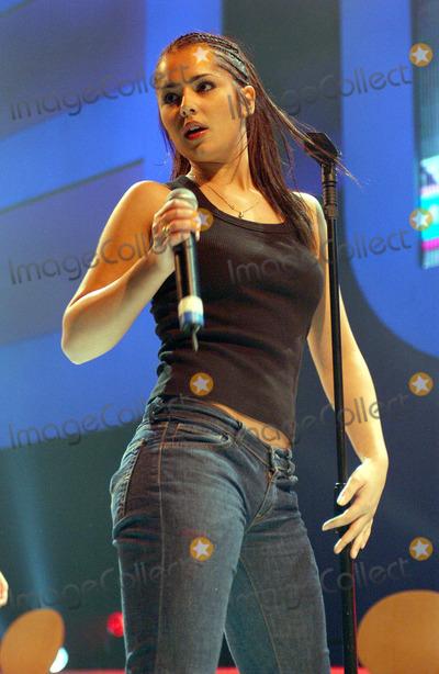 Cheryl Tweedy Photo - 0503 000036 Cheryl Tweedy - Girls Aloud Box Live Summer Tour Birmingham Nia Academy Photo Bydave CharnleyglobelinkukGlobe Photos Inc 2003