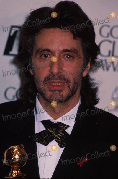 Al Pacino Photo - AL Pacino Photo by Lisa RoseGlobe Photos Inc