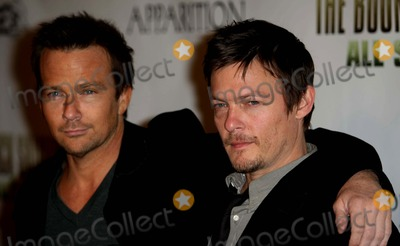 Norman Reedus Photo - Sean Patrick Flanery Norman Reedus Actors the Boondock Saints 2 All Saints Day Los Angeles Premiere Hollywood Ca 10-28-2009 Photo by Graham Whitby Boot-allstar-Globe Photos Inc 2009