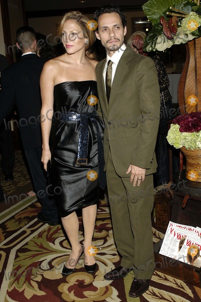 Jennifer Lopez Photo - Women in Film Presents Film Brings Us the World the 2006 Crystal  Lucy Awards Tesday June 6 2006 at the Century Plaza Hotel in Century City California Jennifer Lopez and Marc Anthony