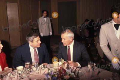 Johnny Carson Photo - 1981 Johnny Carson and Fred Silverman Photo by Globe Photos