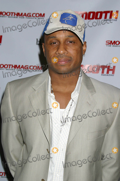 Karl Kani Photo - Smooth Magazine Celebrates Vivica a Fox Cover with Hollywood Party- Red Carpet at Club Ivar in Hollywood California 04202004 Photo by Clinton H WallaceGlobe Photos Inc2004 Karl Kani