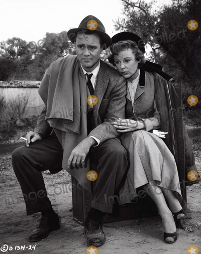 June Allyson Photo - June Allyson with Jack Lemmon in Arizona Supplied by Globe Photos Inc