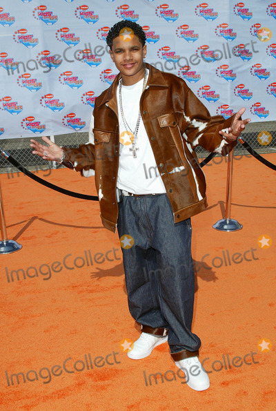 Lil J Photo - Nickelodeons 2002 Kids Choice Awards at Barker Hanger Santa Monica CA Lil J Photo by Fitzroy Barrett  Globe Photos Inc 4-20-2002 K24799fb (D)