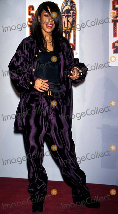 Train Photo - Soul Train Awards in LA Aaliyah Photo Byfitzroy BarrettGlobe Photos Inc