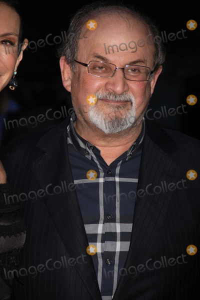 Salman Rushdie Photo - Salman Rushdie at Tribeca Film Festival Opening Vanity Fair Party at State Supreme Courthouse 4-17-2012 Photo by John Barrett-Globe Photos Inc