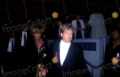 Tina Turner Photo - 1993 Essence Awards 04301993 Tina Turner and Boyfriend Erwin Bach Photo by John BarrettGlobe Photos