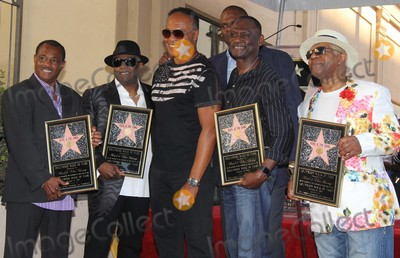 Thomas Roberts Photo - Kool  the Gang Honored with a Celebration For Their 50th Anniversary with a Star on the Hollywood Walk of Fame 7065 Hollywood Blvd Hollywood CA 10082015 Ronald Khalis Bell Dennis Dt Thomas Robert Kool Bell and Funky George Brown - Kool  the Gang with Ray Parker Jr Clinton H Wallacephotomundo InternationalGlobe Photos Inc