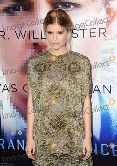 Kate Mara Photo - Kate Mara attending the Los Angeles Premiere of Transcendence Held at the Regency Village Theater in Westwood California on April 10 2014 Photo by D Long- Globe Photos Inc