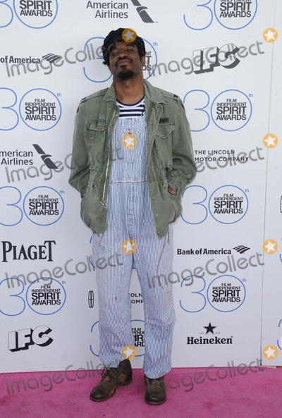 Andre Benjamin Photo - Andre Benjamin attending the 2015 Film Independent Spirit Awards Held at the Santa Monica Beach in Santa Monica California on February 21 2015 Photo by D Long- Globe Photos Inc