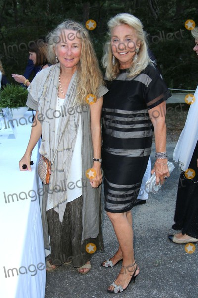 Bow Wow Photo - Priscilla Rattazzi and Eleonora Kennedy Attend the Animal Rescue Fund of the Hamptons Bow Wow Meow Ball the Arf Adoption Center Wainscott NY August 15 2015 Photos by Sonia Moskowitz Globe Photos Inc