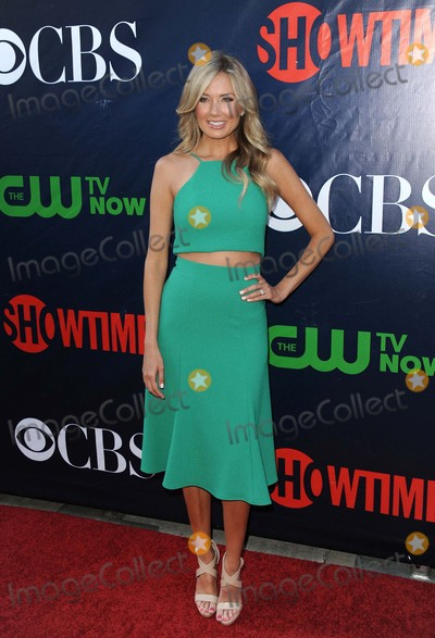 Melissa Ordway Photo - Melissa Ordway attending the Cbs Showtime Cw Tca Party Held at the Pacific Design Center in West Hollywood California on August 10 2015 Photo by D Long- Globe Photos Inc
