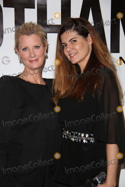 Anne Fontaine Photo - Sandra Lee and Anne Fontaine Attend the Ribbon Cutting For Gotham Magazine Breakfast Celebrating Cover Star and Miracle on Madison Ambassador Sandra Lee Arabelle Restaurant Plaza Athenee Hotel NYC December 5 2015 Photos by Sonia Moskowitz Globe Photos Inc