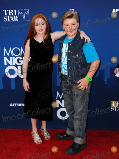 Lacianne Carriere Photo - Lacianne Carriere Zachery Alexander Ricerreie attending the Los Angeles Premiere of moms Night Out Held at the Tcl Chinese Theatre in Hollywood California on April 29 2014 Photo by D Long- Globe Photos Inc