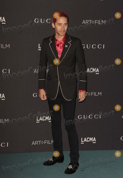 Jared Leto Photo - Jared Leto attending the 2015 Lacma Artfilm Gala Held at Lacma in Los Angeles on November 07 2015 Photo by David Longendyke-Globe Photos Inc